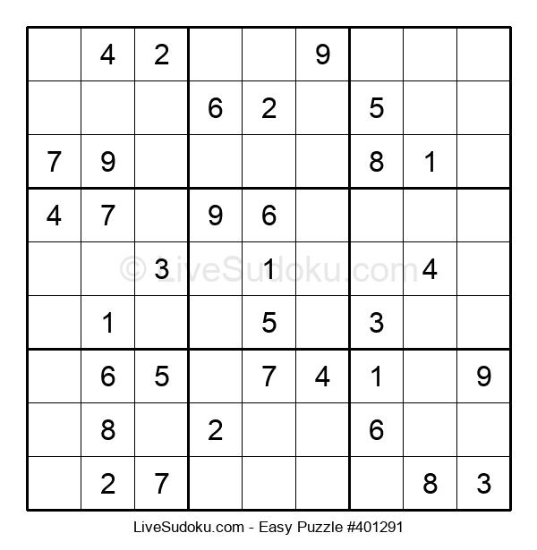 Beginners Puzzle #401291