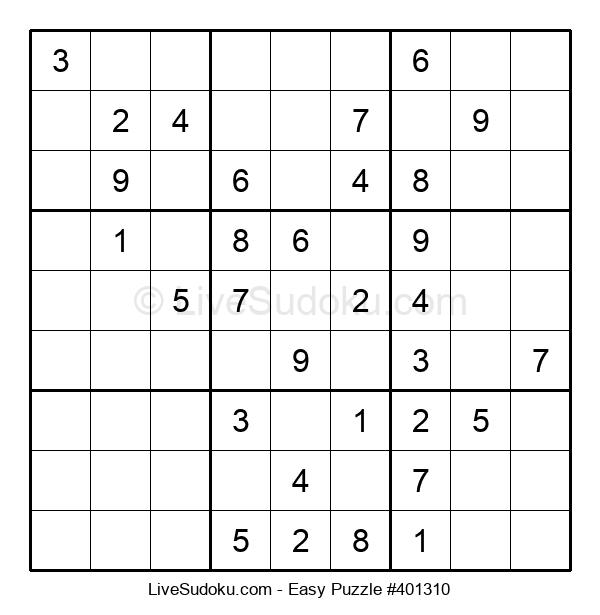 Beginners Puzzle #401310