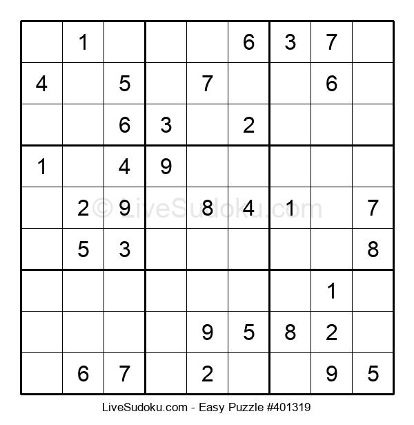 Beginners Puzzle #401319