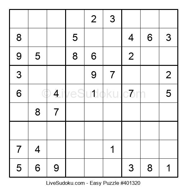 Beginners Puzzle #401320
