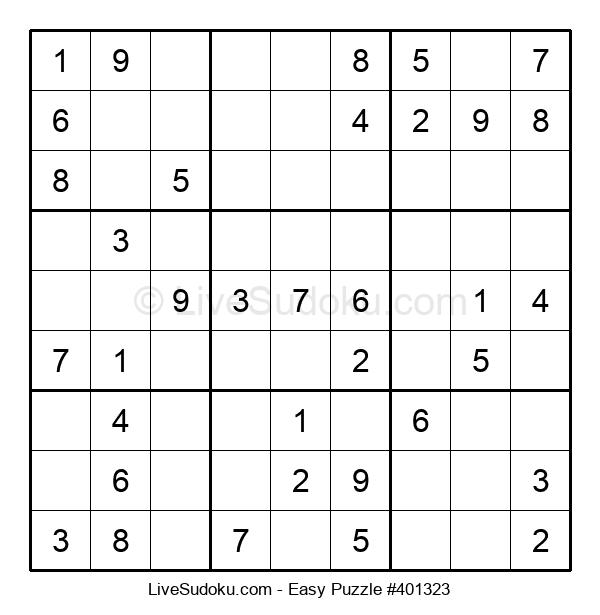 Beginners Puzzle #401323