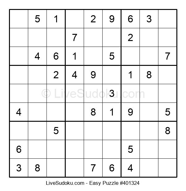 Beginners Puzzle #401324