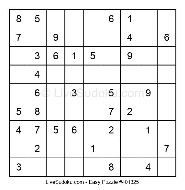 Beginners Puzzle #401325