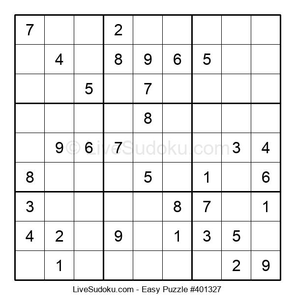 Beginners Puzzle #401327