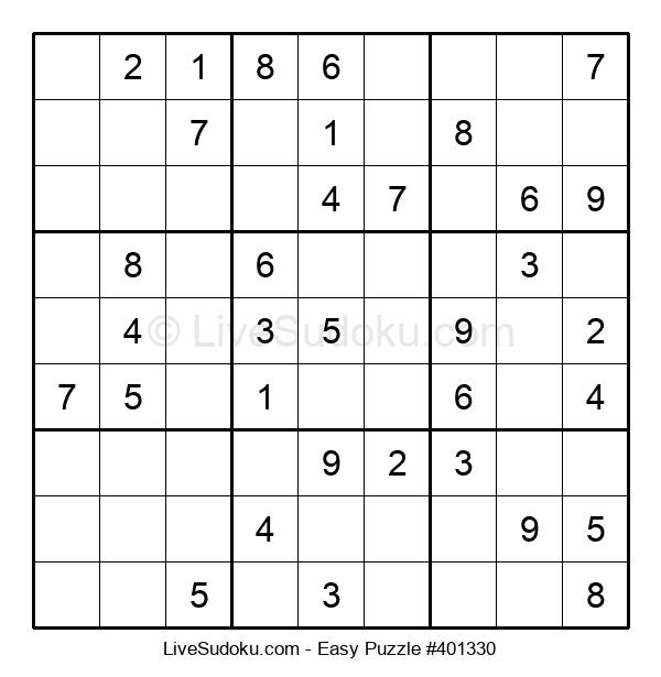 Beginners Puzzle #401330