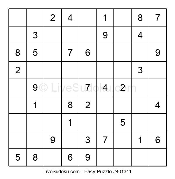 Beginners Puzzle #401341