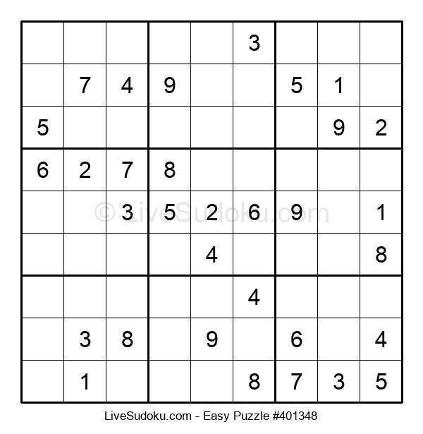 Beginners Puzzle #401348