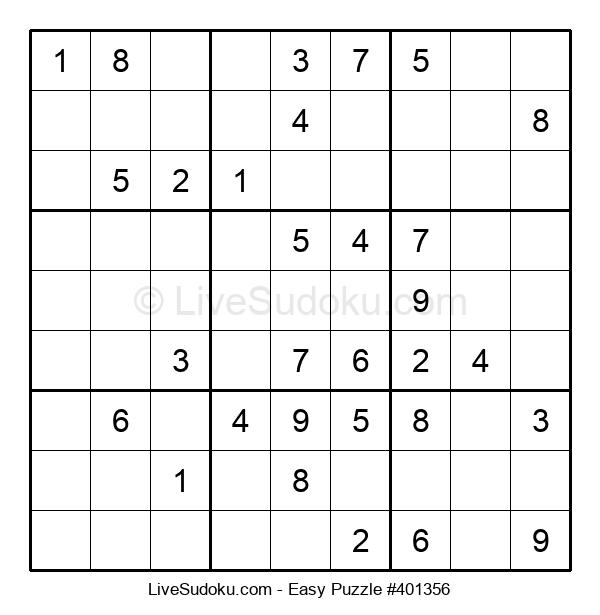 Beginners Puzzle #401356