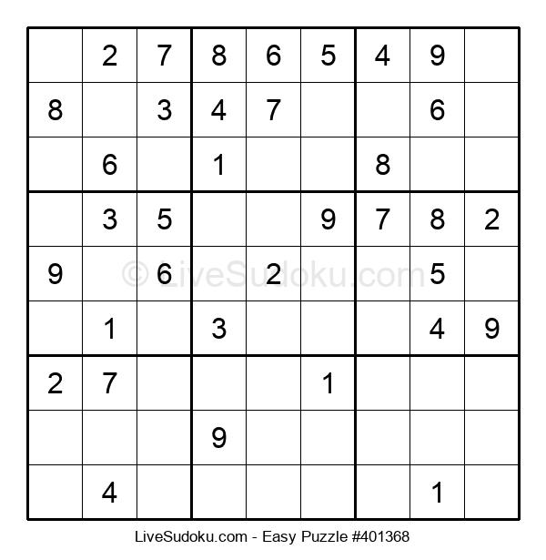 Beginners Puzzle #401368