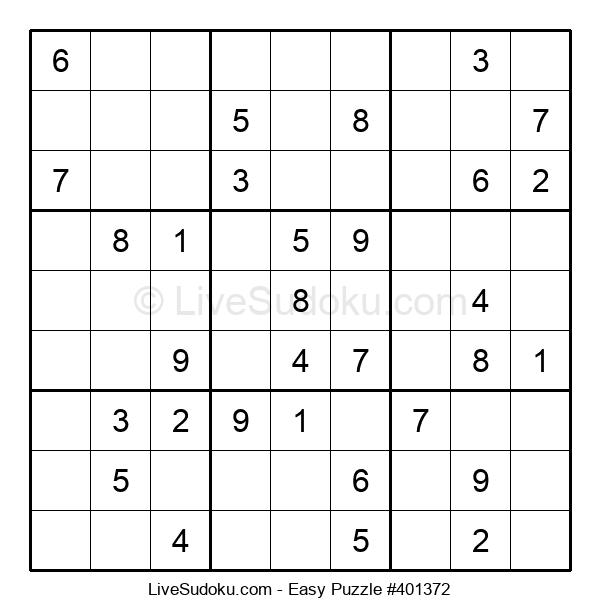 Beginners Puzzle #401372