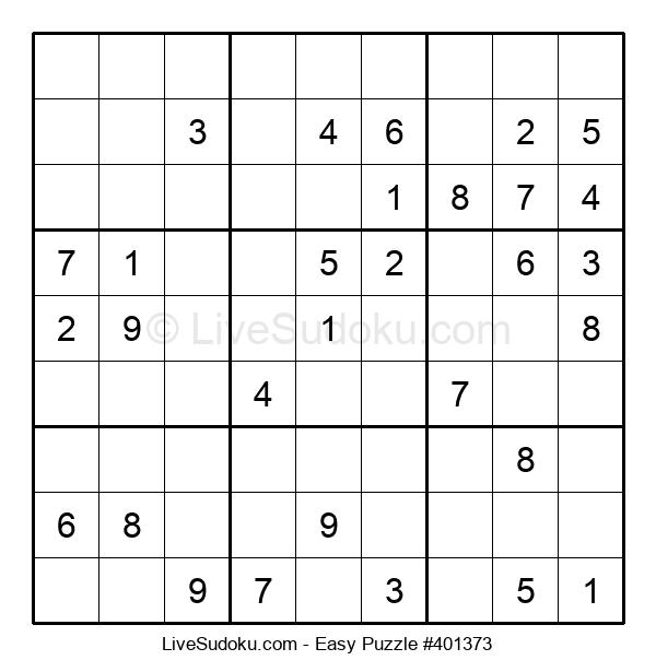 Beginners Puzzle #401373