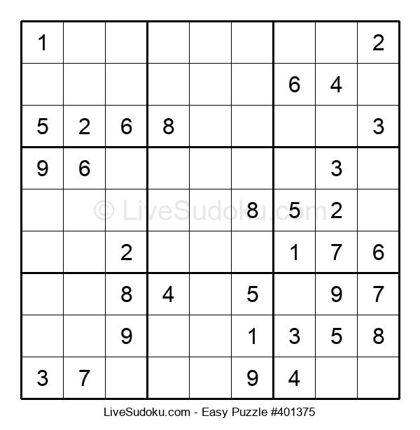 Beginners Puzzle #401375