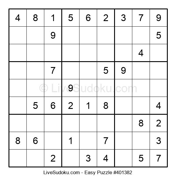 Beginners Puzzle #401382