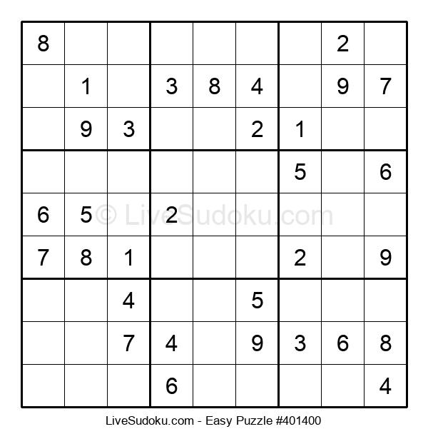 Beginners Puzzle #401400