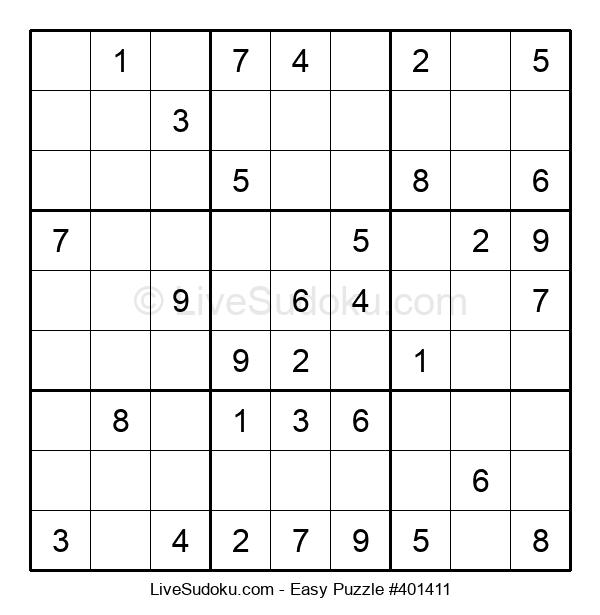 Beginners Puzzle #401411