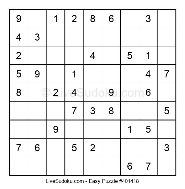 Beginners Puzzle #401418