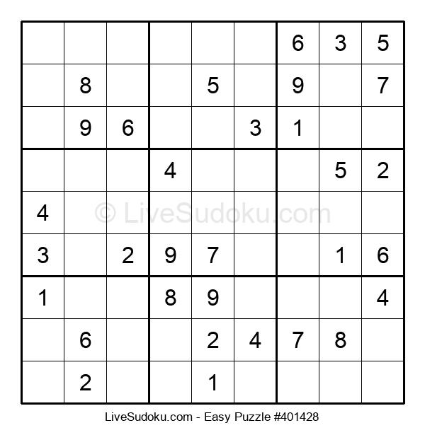 Beginners Puzzle #401428