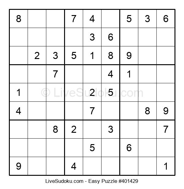 Beginners Puzzle #401429