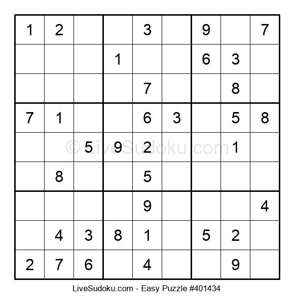 Beginners Puzzle #401434