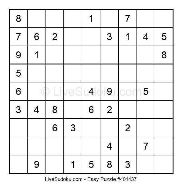 Beginners Puzzle #401437