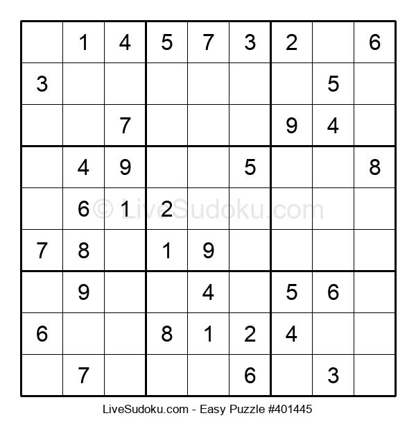 Beginners Puzzle #401445