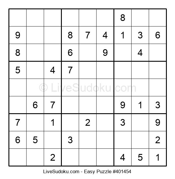 Beginners Puzzle #401454