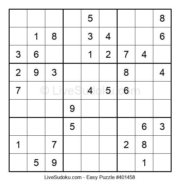 Beginners Puzzle #401458
