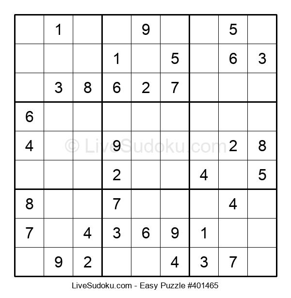 Beginners Puzzle #401465