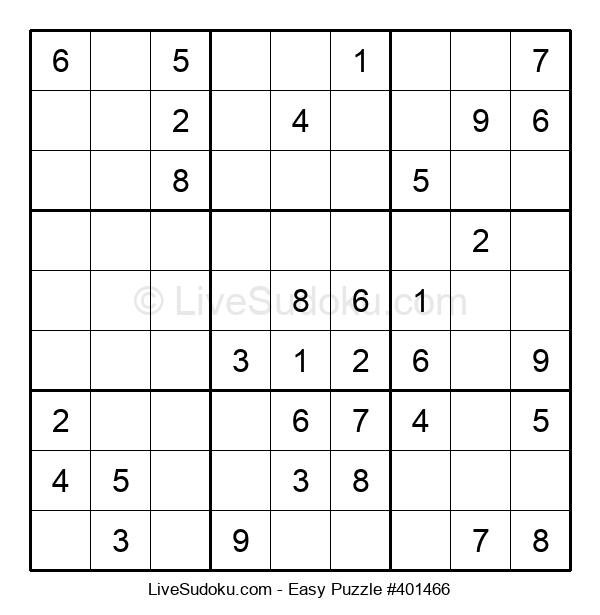 Beginners Puzzle #401466