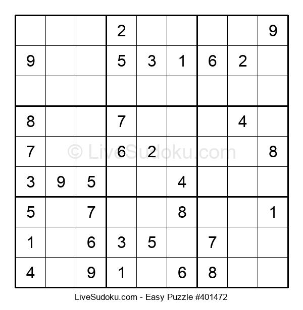 Beginners Puzzle #401472