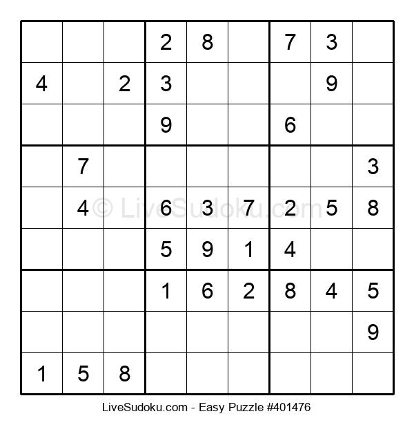 Beginners Puzzle #401476