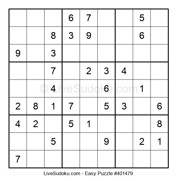 Beginners Puzzle #401479