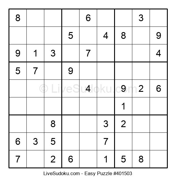 Beginners Puzzle #401503