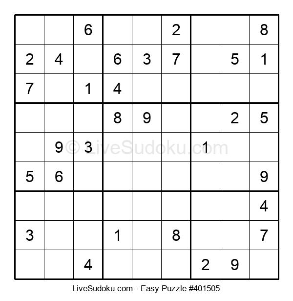 Beginners Puzzle #401505