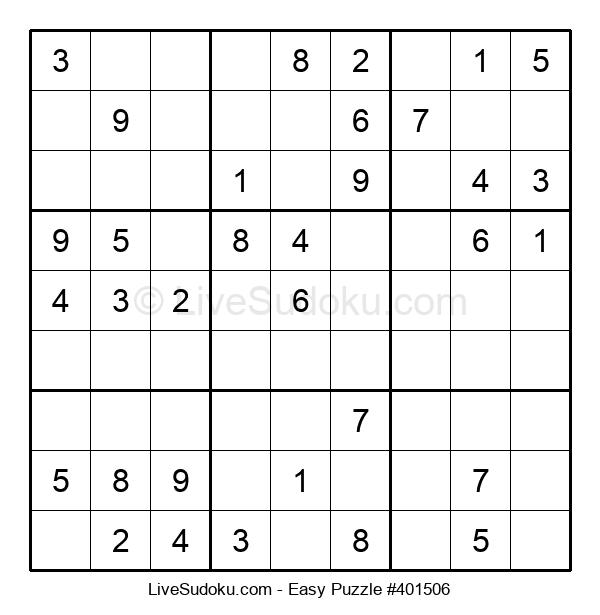 Beginners Puzzle #401506