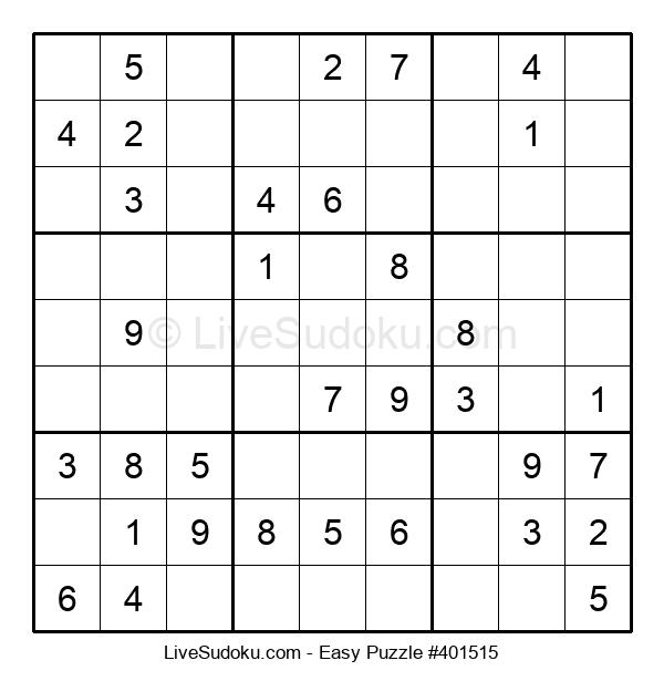 Beginners Puzzle #401515