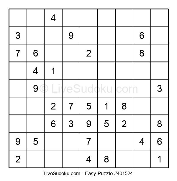Beginners Puzzle #401524