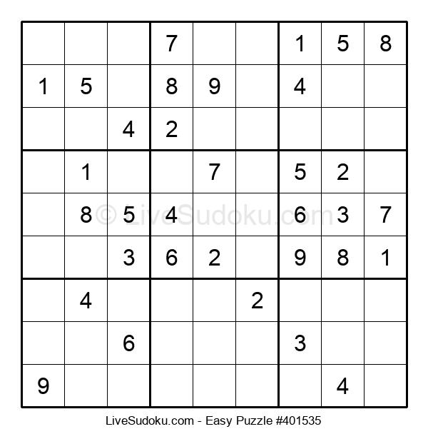 Beginners Puzzle #401535