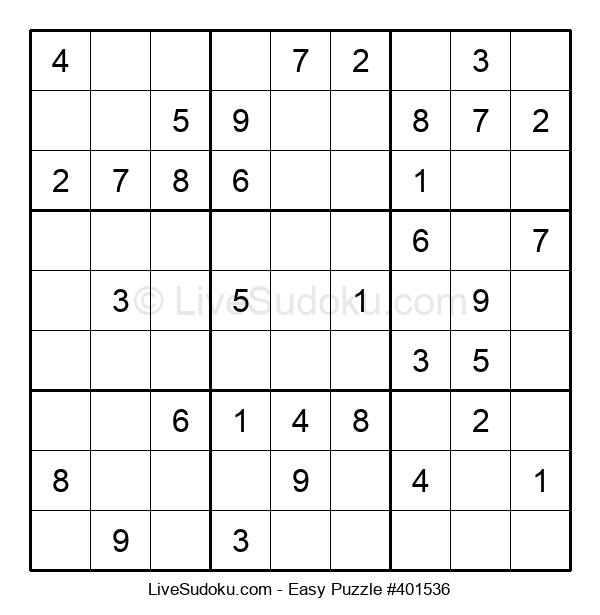 Beginners Puzzle #401536