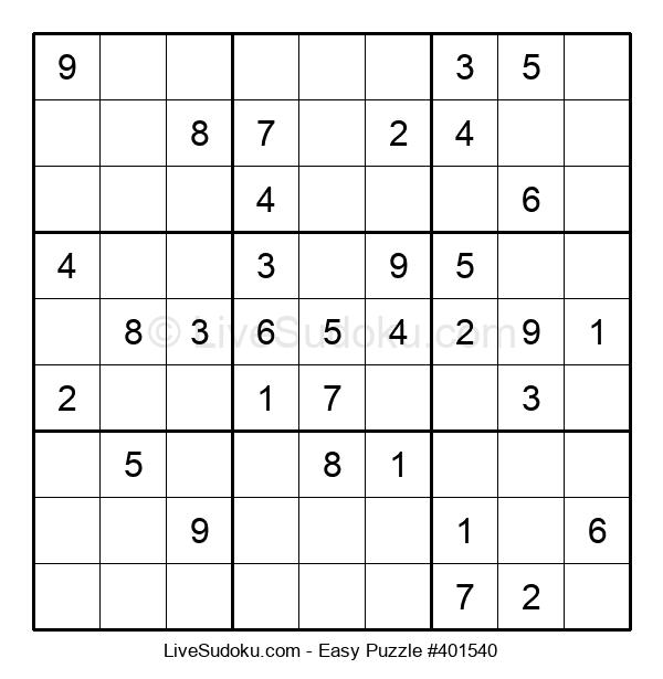Beginners Puzzle #401540