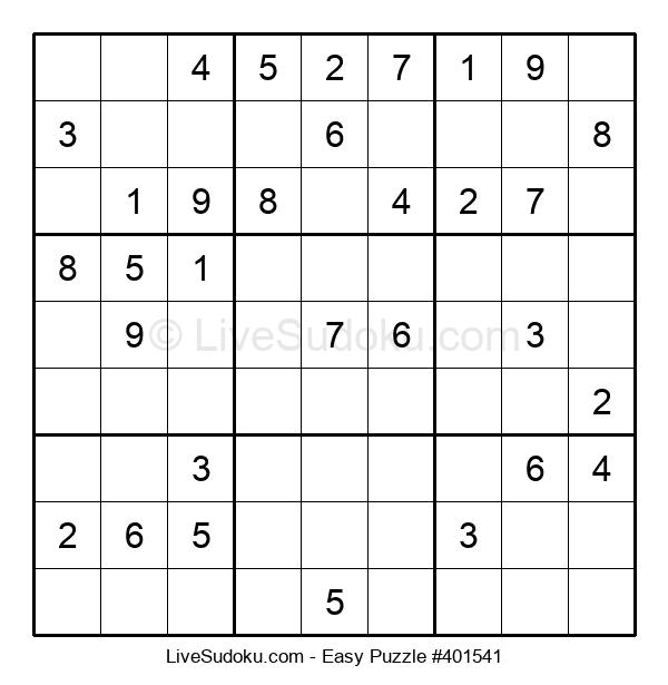 Beginners Puzzle #401541