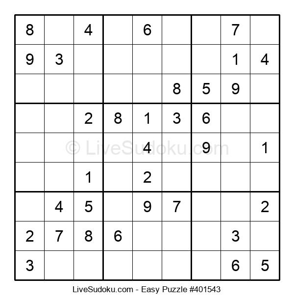 Beginners Puzzle #401543