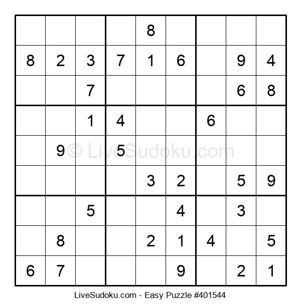 Beginners Puzzle #401544