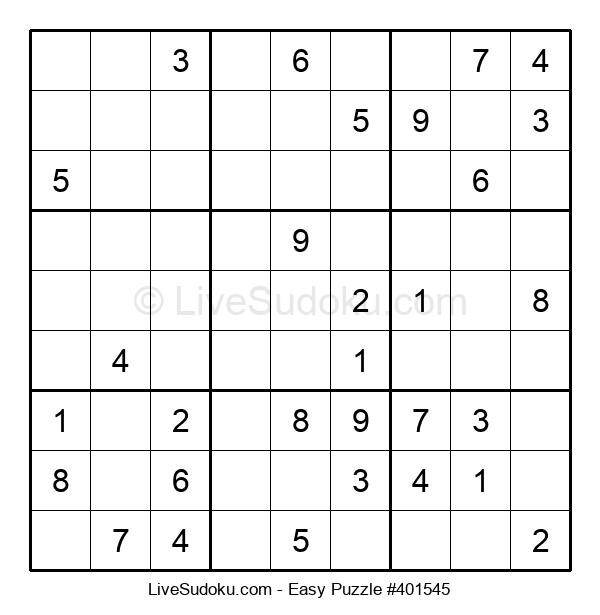 Beginners Puzzle #401545