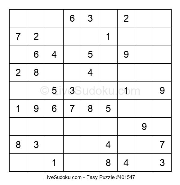 Beginners Puzzle #401547