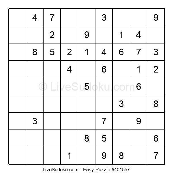 Beginners Puzzle #401557