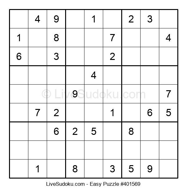 Beginners Puzzle #401569