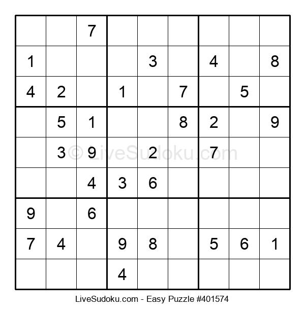 Beginners Puzzle #401574