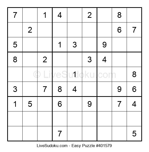 Beginners Puzzle #401579