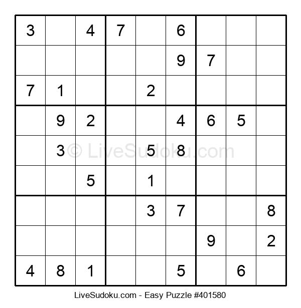 Beginners Puzzle #401580